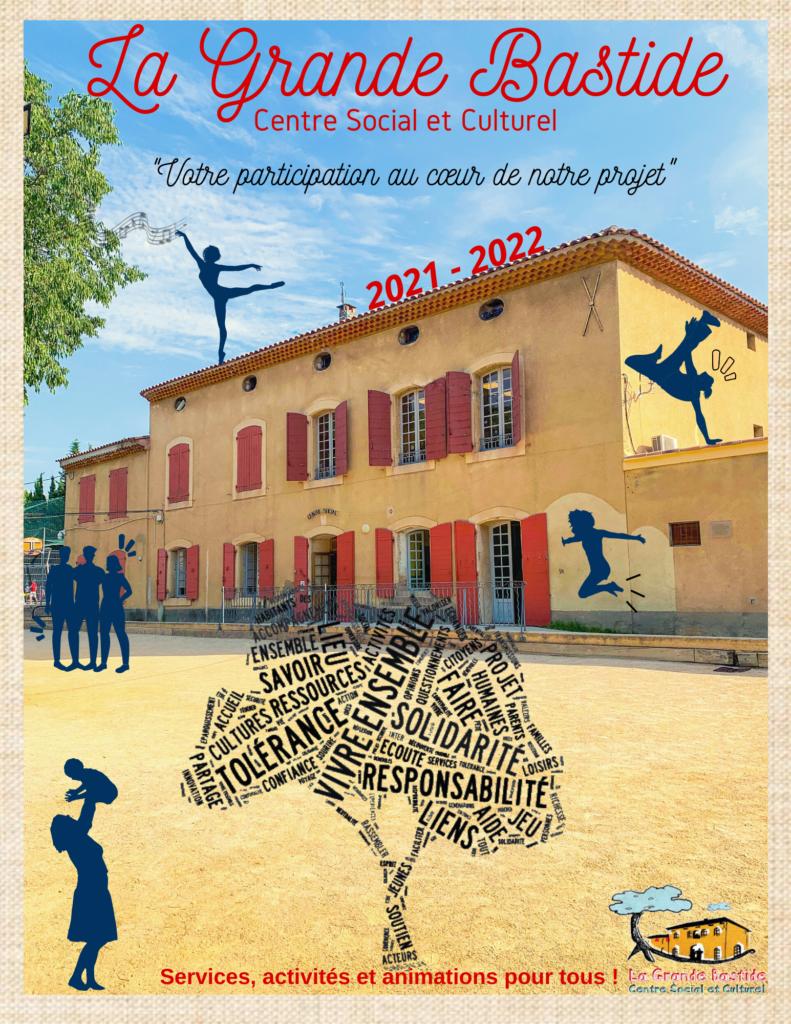 Plaquette Centre Social et Culturel La Grande Bastide