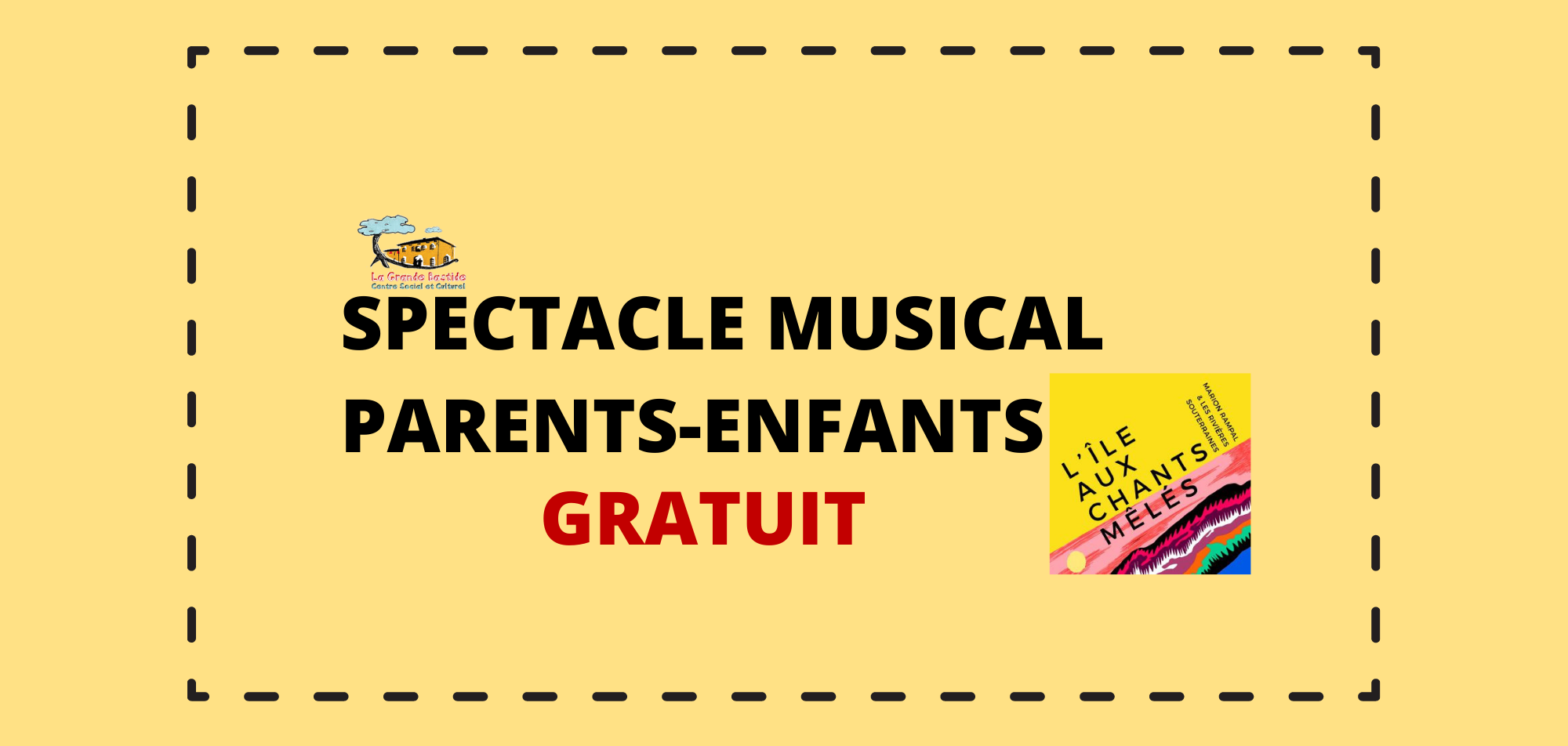 Spectacle musical momaix